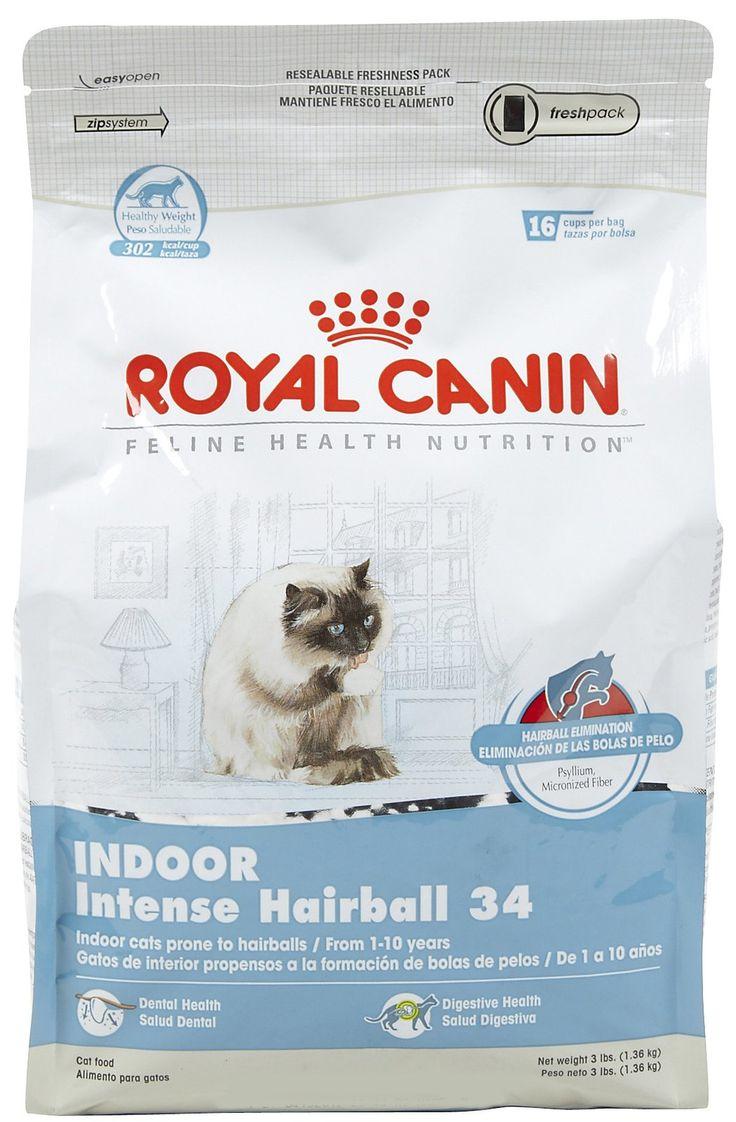 Royal Canin Intense Hairball 34 Formula Free Shipping