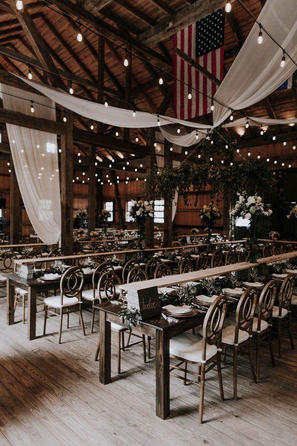 Black Tie Farm Wedding in St Louis