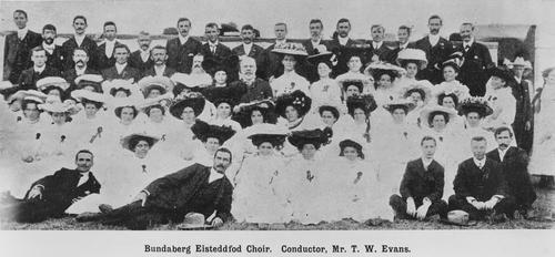 bundaberg choir history