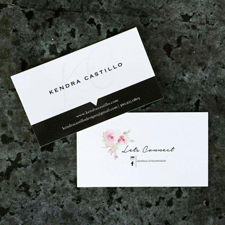 156 best Business Cards images on Pinterest | Business card design ...