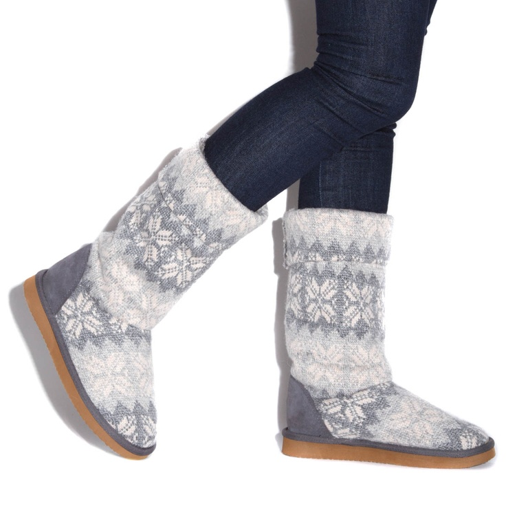 snuggle cozy boots