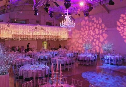 Luxurious elegant party decorations  home design