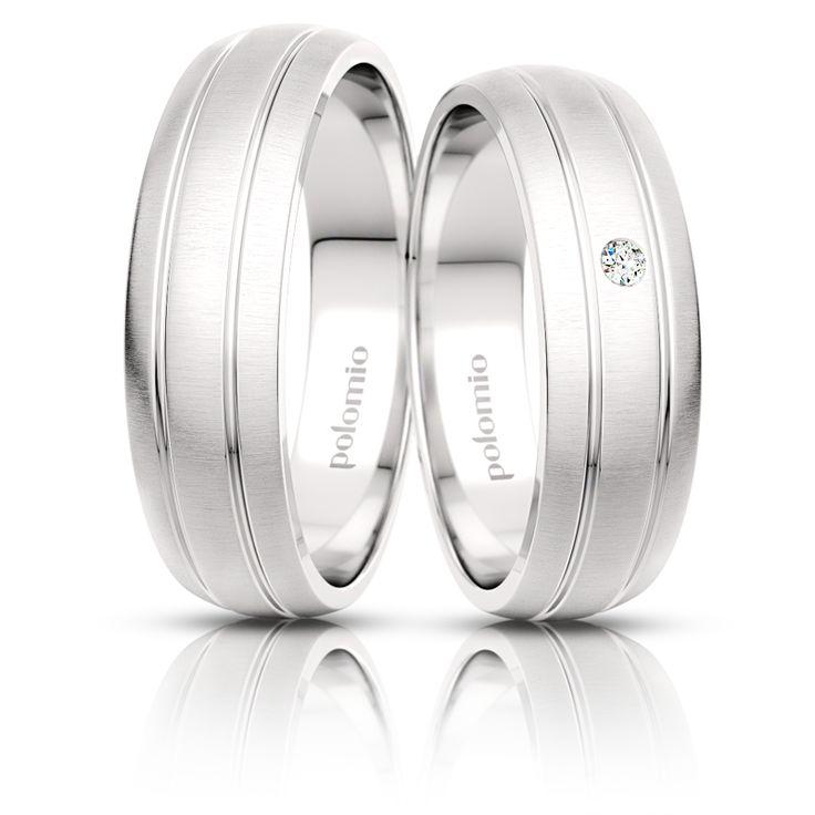 Snubní prsten Pino 5,5-01 Polomio Jewellery