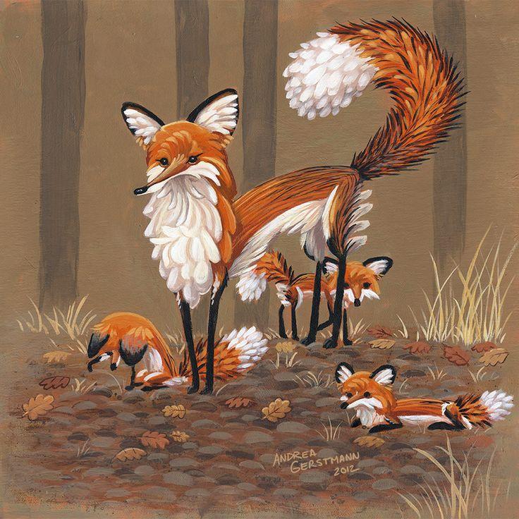 fox by Andrea Gerstmann