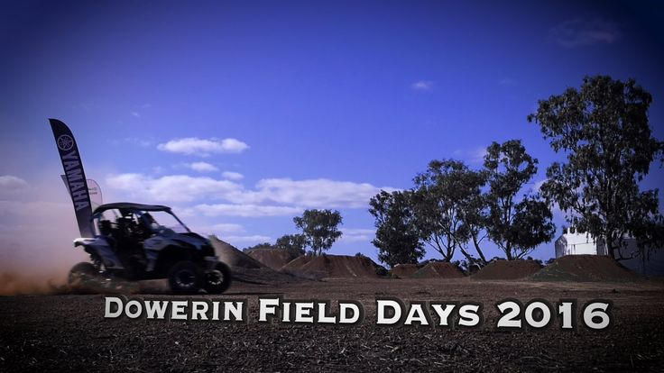 Dowerin Field Days 2016 Extravaganza!