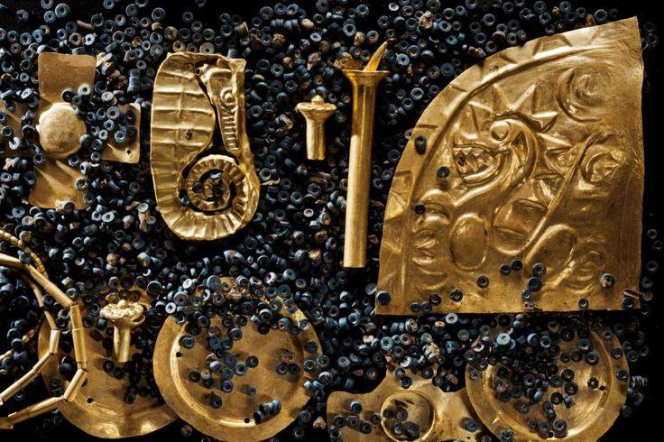 Découverte des trésors d'une civilisation précolombienne inconnue   National Geographic