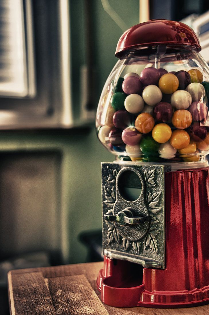 64 Best Vintage Gumball Machines Images On Pinterest