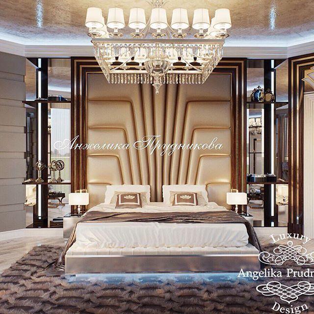 Дизайн Мужской Спальни в авторском Дизайн-Проекте. #design #luxury #luxurydesign #designinterior #дизайнинтерьерамосква #дизайнинтерьера #дизайн #дизайнспальни #дизайн