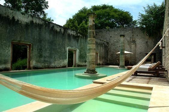 Alkemie: Hacienda Uayamon in Campeche