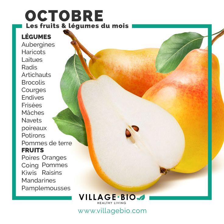Culmination & Légumes OCTOBRE
