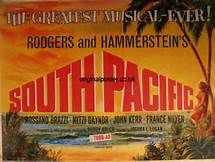 South Pacific movie posters - Yahoo Image Search Results