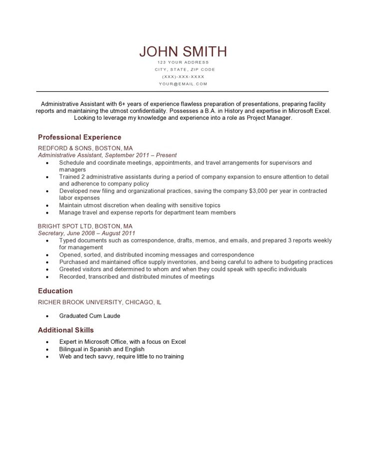 free effective resume templates most format examples simple our battle tested job seekers find jobs choose popular started
