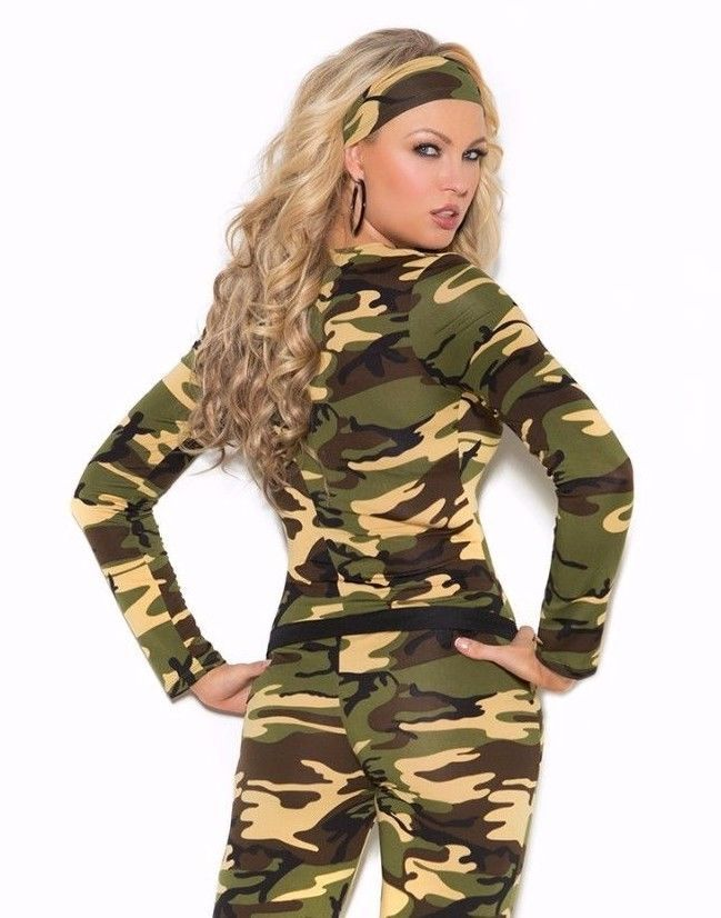 sexy soldier costume large women halloween army camouflage military romper camo soldier costume women halloween and large women - Halloween Army Costumes