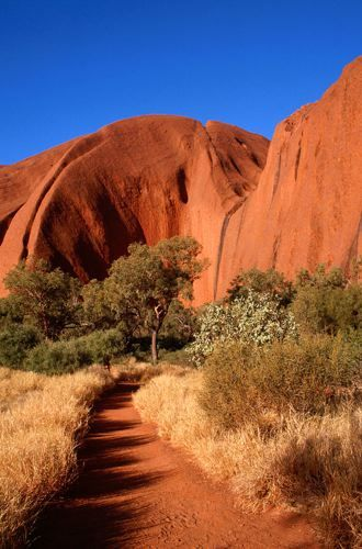 Uluru, Northern Territory, Australia #toptravel #luxurytravel #amazingplaces bykoket.com/home.php