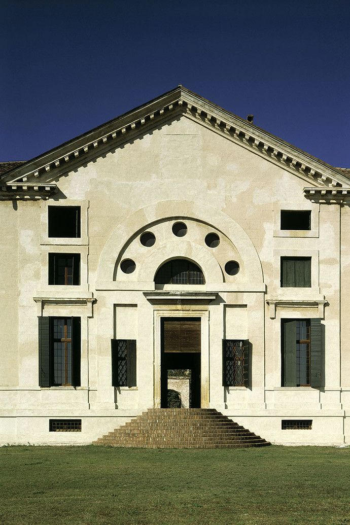 Villa Poiana - architect Andrea #Palladio 16th century
