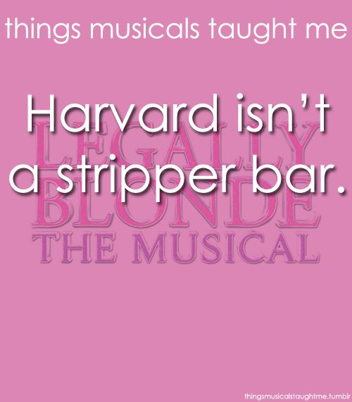 lololol im positive, this is Harvard not a stripper bar.. :p
