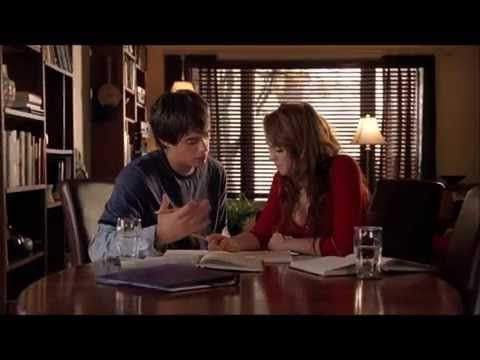 aaron samuels and cady scenes mean girls 2004 youtube - Halloween Quote Mean Girls