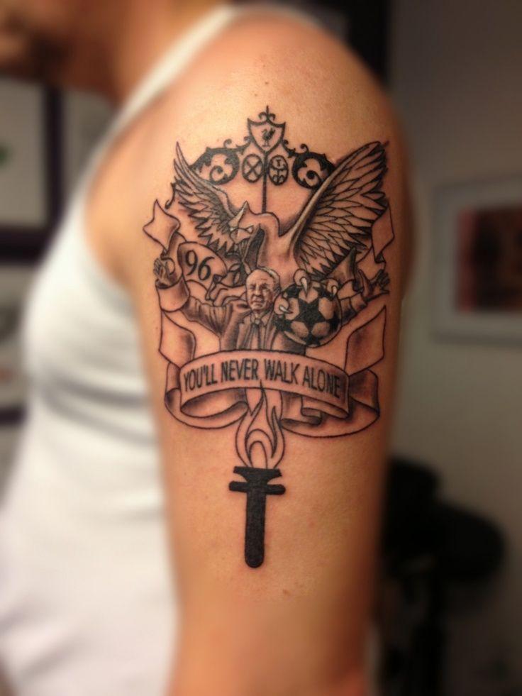 liverpool fc tattoo - Google Search