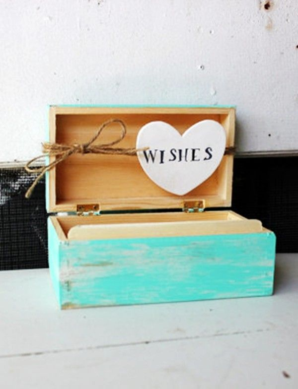 12 Best Wedding Card Box Ideas Images On Pinterest