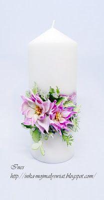 """Mój mały świat: Inspiracja dla """" Flowers Handmade Blog"""""""
