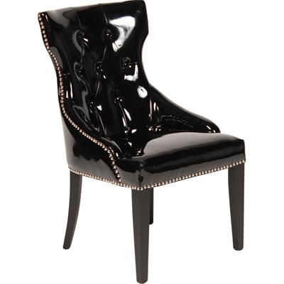 Black Noble Chair