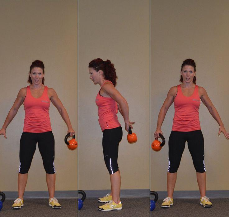 Balance Ball Argos: 17 Best Ideas About Kettlebell Arm Workout On Pinterest