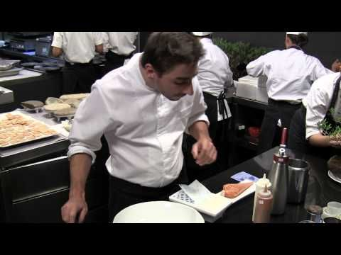 Jordi Roca makes one of his desserts | #JordiRoca | #elCellerdeCanRoca  #50BestRestaurants #ElCeller  #CanRoca