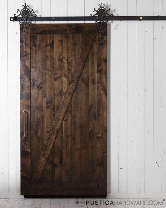 32 best bathroom reno images on pinterest for 32 inch sliding barn door