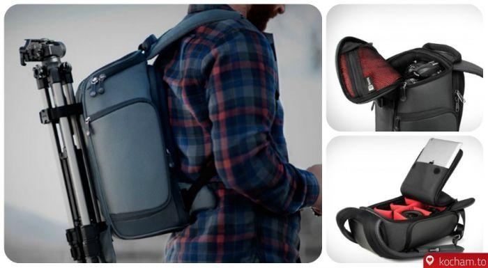Kocham.to - Python Slimpack - Plecak na sprzęt fotograficzny