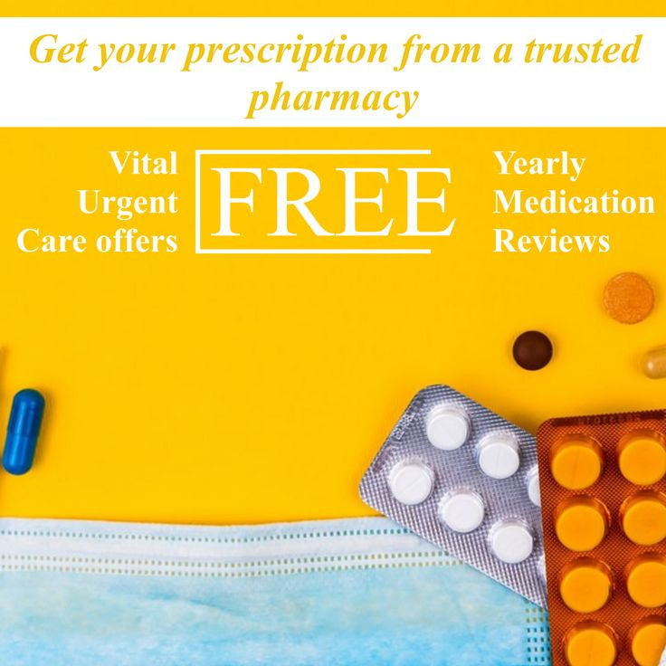 Get your prescription from a trusted pharmacy. Vital
