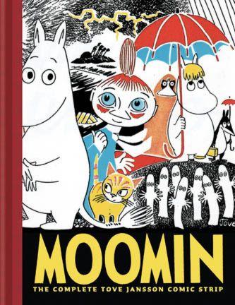 If I could own the entire Moomin book collection I'd be soooooooooooooo happy. Scandinavian lit at it's best.