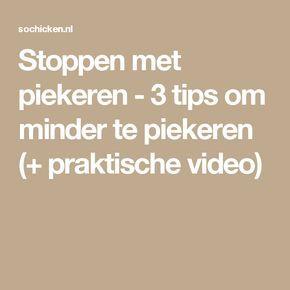 Stoppen met piekeren - 3 tips om minder te piekeren (+ praktische video)