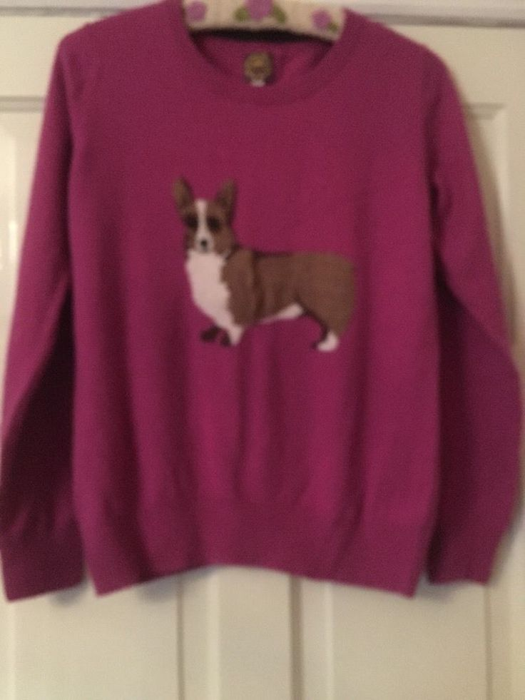 Joules Jumper In Pretty Pink Size 14