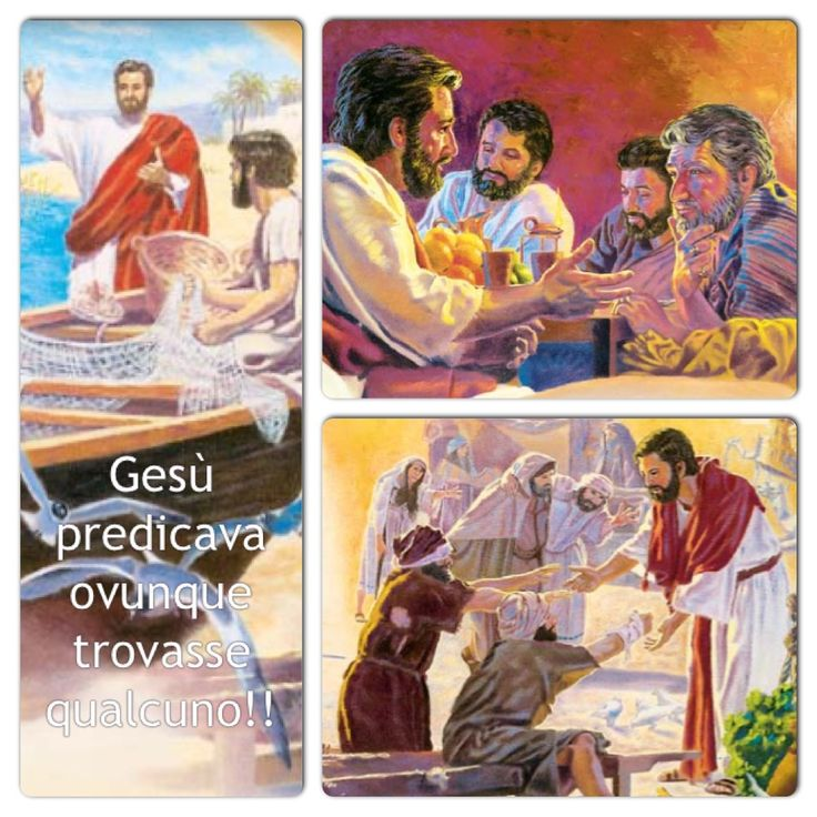 What does the Bible really teach ~ Jesus and the service