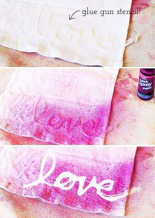 Gun glue letter ideas craft crafts easy crafts diy crafts fun crafts easy diy kids crafts easy craft