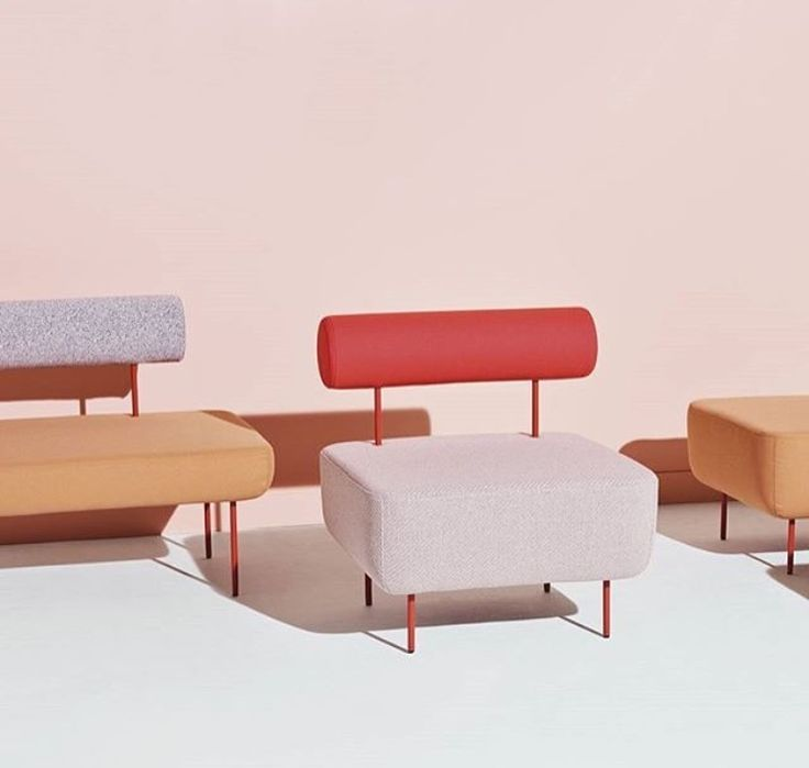french design brand petite friture has presented its new collection of modern furniture and accessories on the background of stylized and vivid house
