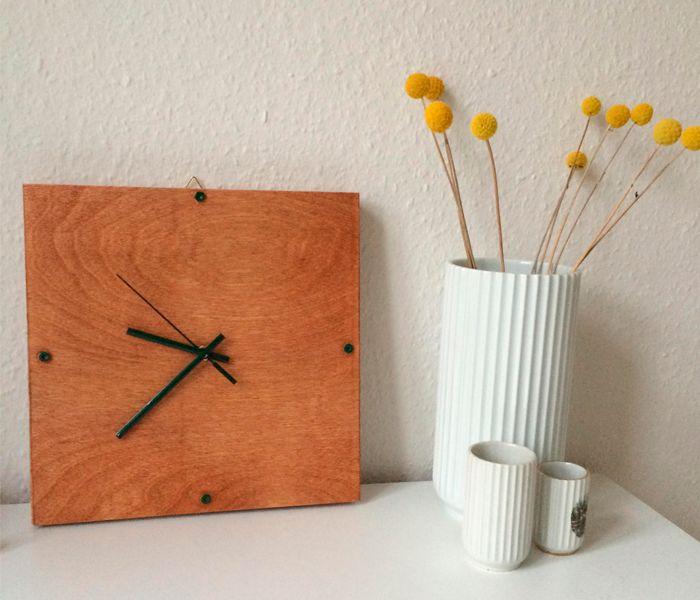 Clock - Wall clock - DIY
