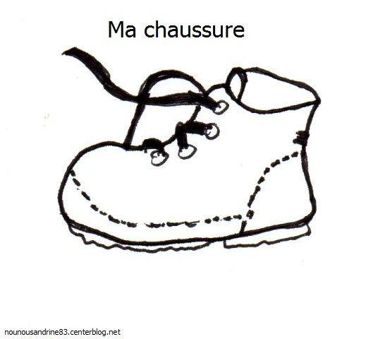 rsultat de recherche dimages pour dessin chaussure
