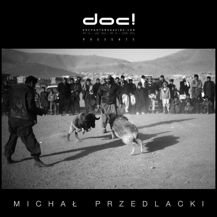 """doc! photo magazine presents: """"The untrained eye"""" by Michal Przedlacki, #13, pp. 149-179"""