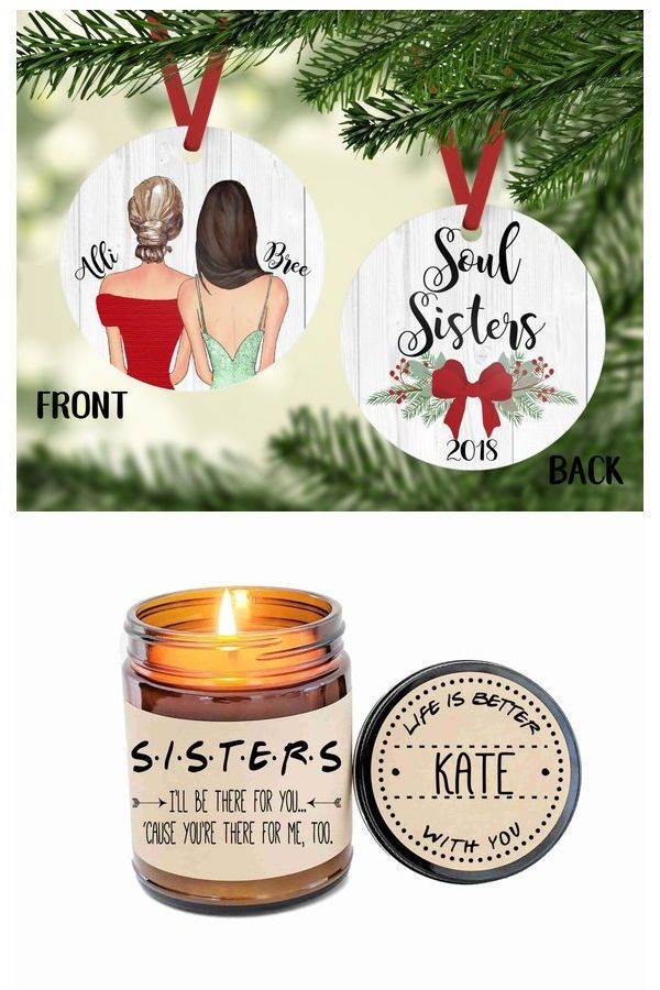 Love These Soul Sister Gift Ideas For Christmas Organised Pretty Home Birthday Sentim Christmas Gifts For Sister Soul Sisters Gifts In Law Christmas Gifts