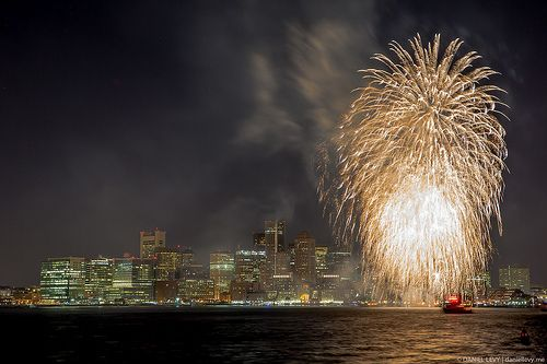 boston july 4th schedule of events