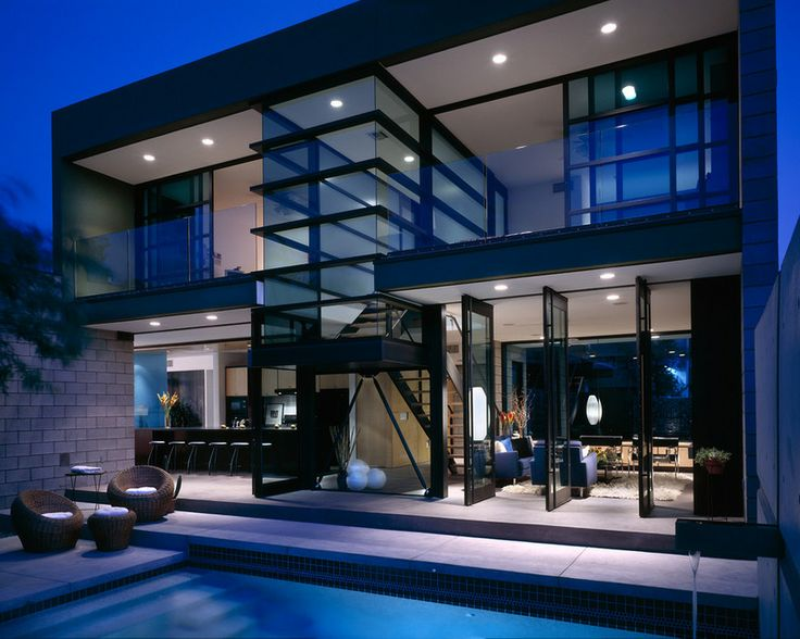 207 best images about Modern and Contemporary Homes on Pinterest
