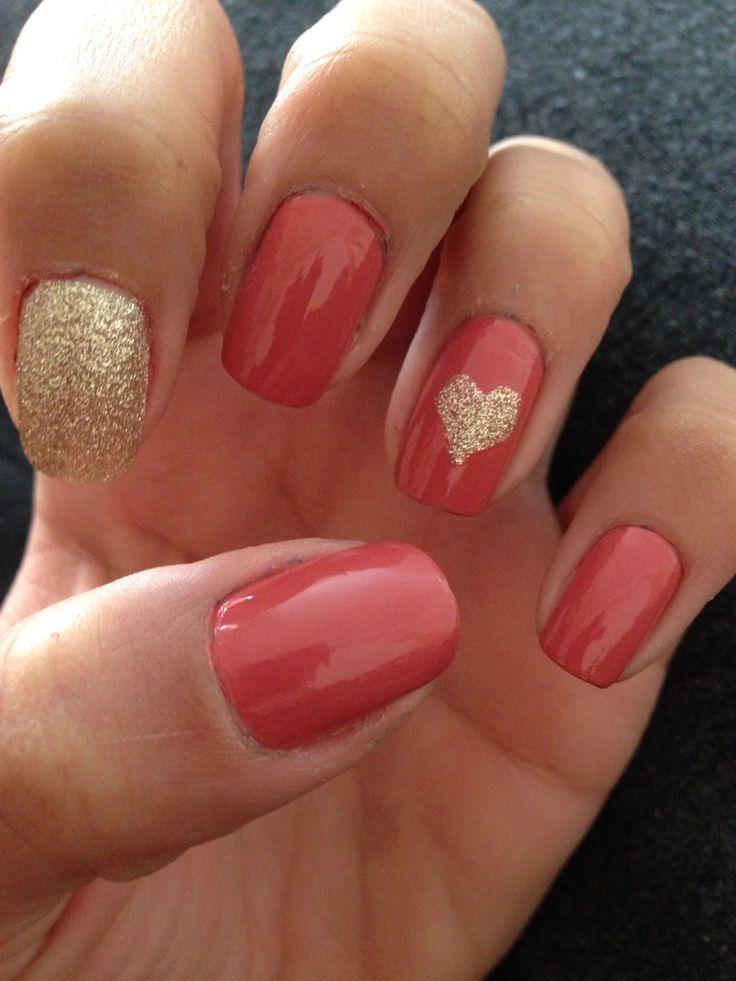 Valentine's Day nails  #Day #Nails #Valentine #Valentine39s #naildesign #nails #naildesigns #fashion #home #decor #homedecor #valentinesday