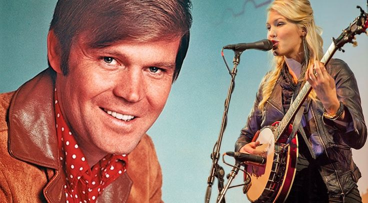 """Country Music Lyrics - Quotes - Songs Glen campbell - Glen Campbell's Daughter Sings The Heartbreaking Song She Wrote For Her Dad, """"Remembering"""" - Youtube Music Videos http://countryrebel.com/blogs/videos/39715331-glen-campbells-daughter-sings-the-heartbreaking-song-she-wrote-for-her-dad-remembering"""