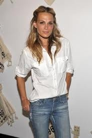 molly sims classic fashion