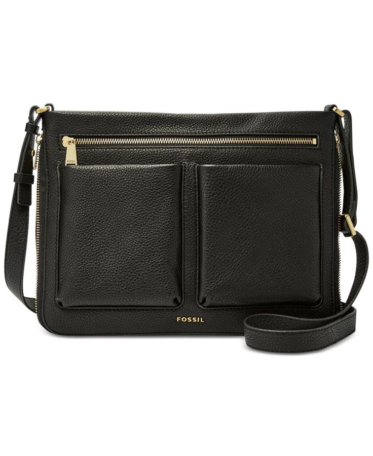 Fossil Piper Leather Small Crossbody.