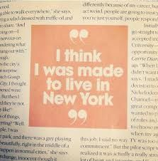 new york quotes - Google Search
