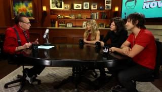 The Band Perry sat down with Larry King.