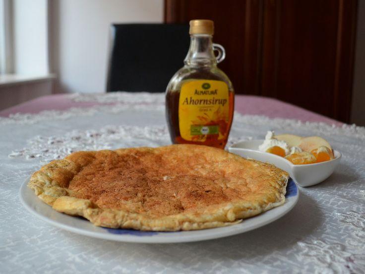 Relish it: Omlet biszkoptowy z jabłkiem
