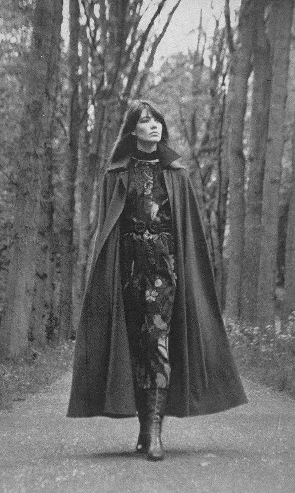 Françoise Hardy for Vogue